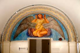 Coit Tower Murals Controversy by The Evolution Of Alchemy