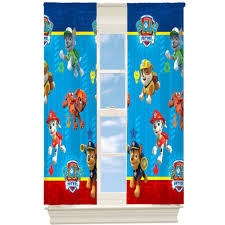 Bedroom Curtains Walmart Canada by Paw Patrol 63
