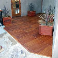 lovely snap together outdoor tiles acacia hardwood snap together