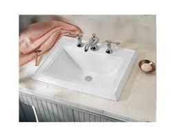 Kohler Memoirs Undermount Bathroom Sink In White by Faucet Com K 2241 8 0 In White By Kohler