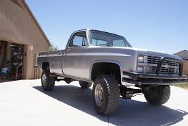 Lifted Silver Chevrolet Lifted Truck | Trucks | Pinterest ... Project 1950 Chevy 34t 4x4 New Member Page 7 The 1947 Steinys Classic Trucks Used Lifted 2017 Chevrolet Silverado 1500 Lt Truck For Sale 2016 Hot Wheels Chevy Blazer Blue 4x End 2172018 515 Am C10 Chev Custom Monster Show Sweet Redneck 4wd 4x4 Short Bed Dump For Sale 3500 Seales Restoration 1970 Gm Fbodies Links To Freedom 1978 K20 454 Big Block Cold Start And Walk