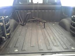 Nissan Frontier Bed Dimensions by Truck Bed Rack No Wheel Removal Pipeline Best Option Mtbr Com