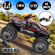 100 Rc Truck Video MECO 112 RC Car 42KMh 24G 4WD High Speed RC Buggy Rccar