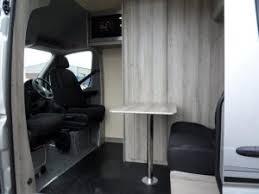 MX Day Van Interior