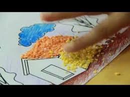 Craft Work With Waste Materials