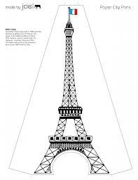 Notre Dame Pumpkin Stencil Print Out by Made By Joel Paper City Paris