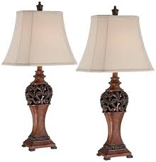 Set Of Bedside Table Lamps by Exeter 30