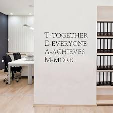 decorative words for walls best 25 office wall ideas on office wall decor
