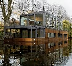 100 Houseboat Project Hamburgs New Houseboat Community DesignApplause