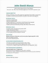 Nursing Resume Examples 2015 Luxury Pre Student