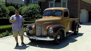 1949 International KB-2 3/4 Ton Pickup Classic Muscle Car For Sale ...