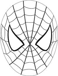 Spiderman 3 Coloring Pages Games Sheets Online Mask Printable Page Kids Face Masks
