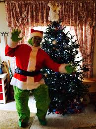 The Grinch Christmas Tree Ornaments by My Mr Grinch Costume All Diy How The Grinch Stole Christmas