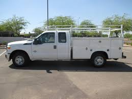 100 Used Service Trucks USED 2015 FORD F250 SERVICE UTILITY TRUCK FOR SALE IN AZ 2372
