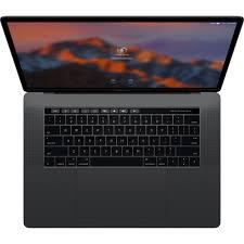 pc bureau apple apple 15 4 macbook pro with touch bar z0sh0004x b h photo