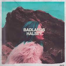 drive chords halsey badlands