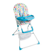 Cosco Flat Folding High Chair by Products Monmartt