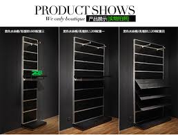 Custom Made Display Furniture Retail Clothing Store Wall Racks For Rack 045 In Magazine From