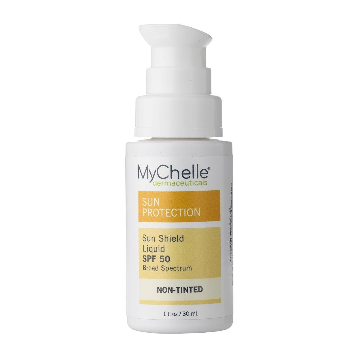 MyChelle Dermaceuticals Sun Shield Liquid - SPF 50, 30ml