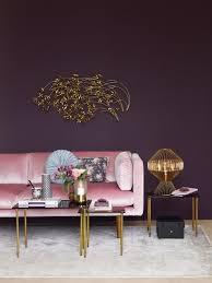 die farbe lila ultraviolett im trend designigel haus