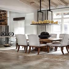 Modern Rustic Dining Room Sets Moder