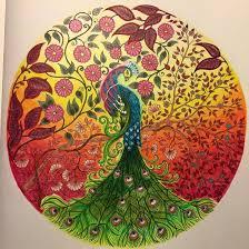 Secret Garden By Johanna Basford Colouring Book By PixelnSprites