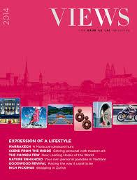views magazine by baur au lac issuu
