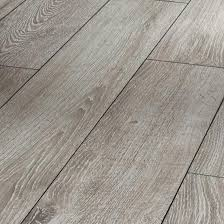 Grey Oak Laminate Flooring Classic Light Matt Texture Trend Dark