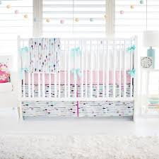 arrow bedding c and teal arrow crib bedding carousel designs
