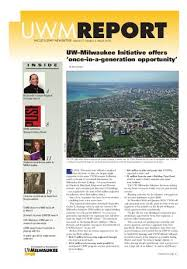 Uwm Paws Help Desk by Uwm Report October 2010 By University Of Wisconsin Milwaukee Issuu