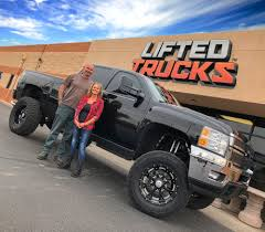 100 Custom Lifted Trucks New Customers With Their Custom Chevy Duramax Diesel 4X4 From