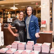 Pulling It All To her Book Launch At Barnes & Noble Tysons