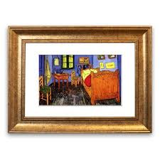vincent 39 s schlafzimmer in arles bei gogh cornwall