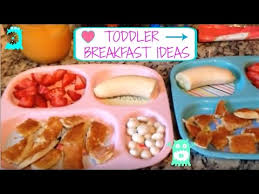 WANT TO SEE SOME TODDLER LUNCH IDEAS MORE BREAKFAST COMMENT BELOW OR LIKE THIS VIDEO