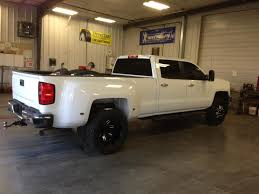 LML 2015 Chevrolet Silverado 3500 HD Dually On 20