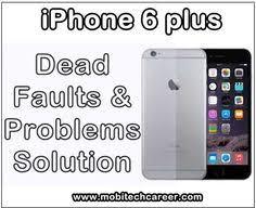 Apple iPhone 6 Plus Insert SIM No SIM Problems & Solution