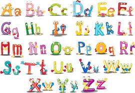 Cartoon alphabet letters clip art BBCpersian7 collections