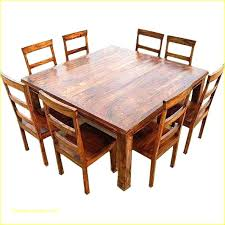 Dining Room Table Size For 8 Person Seat
