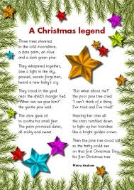 This Is The Story I Tell My Children Every Year As We Put Up Our Christmas Tree Was So Excited To Find It In Poem Form Had Share