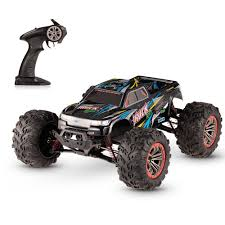 100 Waterproof Rc Trucks For Sale Blue Us Plug XINLEHONG TOYS 9125 110 RC Car 24GHz 4WD