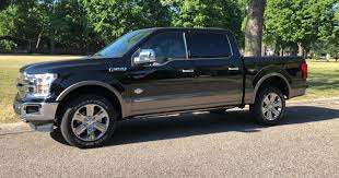 2019 Ford F-150 King Ranch Diesel Is Efficient, Expensive 2019 Ford F150 Limited Spied With New Rear Bumper Dual Exhaust Damerow Special Edition Lifted Trucks Yelp 1996 Photos Informations Articles Bestcarmagcom Launches Dallas Cowboys Harleydavidson And Join Forces For Maxim 2018 First Drive Review So Good You Wont Even Notice The Fourwheeled Harley A Brief History Of Fords F At Bill Macdonald In Saint Clair Mi 2017 Used Lariat Fx4 Crew Cab 4x4 20x10 Car Magazine Review Mens Health 2013 Shelby Svt Raptor First Look Truck Trend