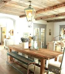 Farmhouse Dining Room Chandelier Lighting For Plans 5 On Table Above