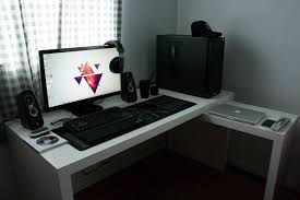 Bush Vantage Corner Desk Pure White by Maxresdefault Jpg 1280 720 Ikea Malm Desk Setups Pinterest