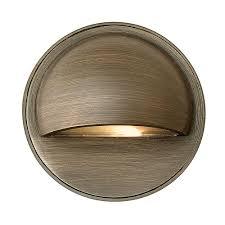 hinkley lighting low voltage 20 watt matte bronze hardy outdoor