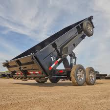 What You Need To Know About Dump Trailers | Construction Pro Tips