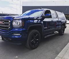 100 Pickup Truck Cap Leer 100XL Canopy On This GMC Sierra It Genuine