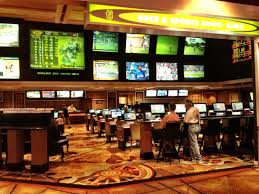 Best Las Vegas Sports Books - Treasure Island (TI) Race & Sports ... 20 Sports Bars With Great Food In Las Vegas Top Bar In La Best Vodka A Banister The Intertional Is Located By The Main Lobby Tap At Mgm Grand Detroit Lagassescelebrity Chef Restaurasmontecarluo Hotels Macao Where To Watch Super Bowl Li Its Cocktail Hour To Go High Race Book Opening Caesars Palace Youtube With Casinoswhere Game And Gamble Sin Citytime Out Beer Park Budweiser Paris Michael Minas Pub 1842