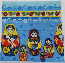 100 Matryoshka Kitchen Amazoncom Russian Pattern Vintage Design