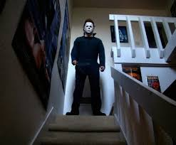 Michael Myers Actor Halloween by The Dustinaton Foundation October 2014