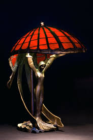 Tiffany Style Glass Torchiere Floor Lamp by Floor Lamps Stained Glass Torchiere Lamp Shades Stained Glass